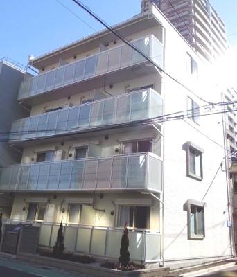 【外観】エムズコート神楽坂