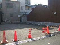 西上小阪モータープールの画像