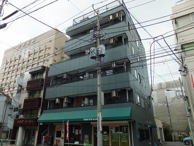 【外観】伸建ビル