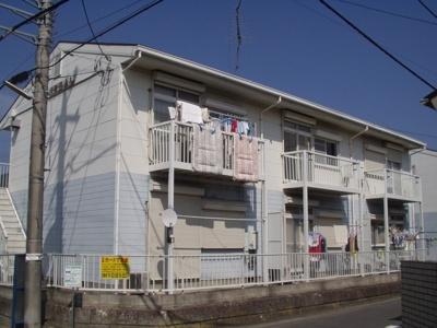 【外観】コーポ秋田A棟