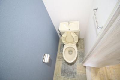 【トイレ】メルヘンハイツ