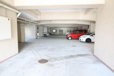 【駐車場】メルヘンハイツ