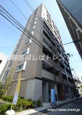 【外観】シティインデックス新宿若松町