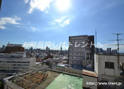 【展望】シティインデックス新宿若松町