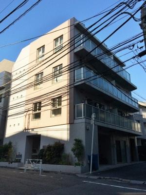 モン・ルポ(千駄ヶ谷賃貸マンション)