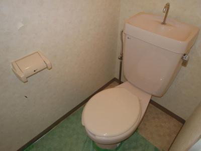 【トイレ】ヴィラパンヴィラージュ