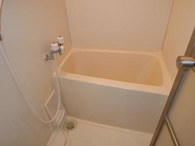 【浴室】ヴィラパンヴィラージュ