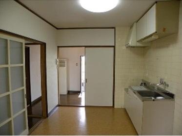 【キッチン】メゾンベイブル