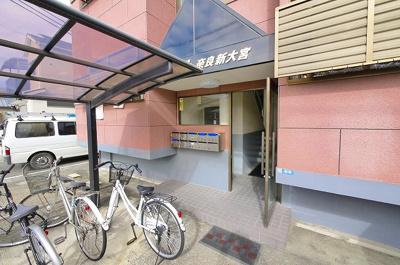 【エントランス】ボナール奈良新大宮
