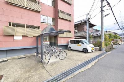 【駐車場】ボナール奈良新大宮