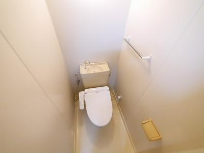 【トイレ】ボナール奈良新大宮