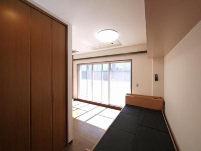 【寝室】ハウスナカタニ