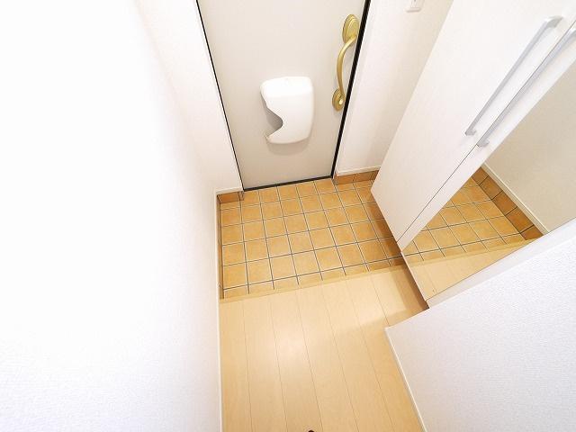 【玄関】サン フォレスト
