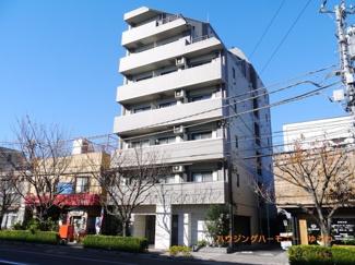 ペット相談可の投資用マンションです。人気の西武池袋線「東長崎駅」が最寄駅です。