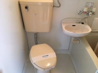 【トイレ】アウルハウス