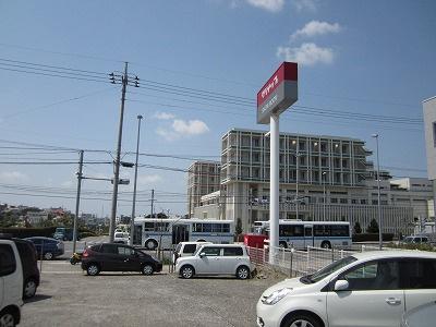 【外観】新川駐車場