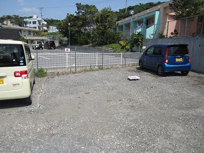 【駐車場】新川駐車場
