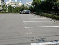 グリーン駐車場の画像