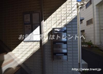 【その他共用部分】レガート飯田橋