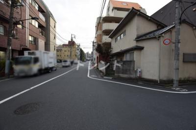 【周辺】プレールドゥーク早稲田