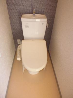 【トイレ】ベルファイブ