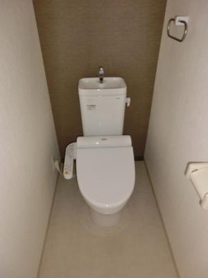 【トイレ】ヴェルドミール鷹取