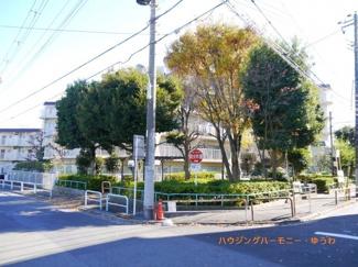 86平米超えの広々4LDK.敷地内には公園もあり、住環境良好なマンションです。