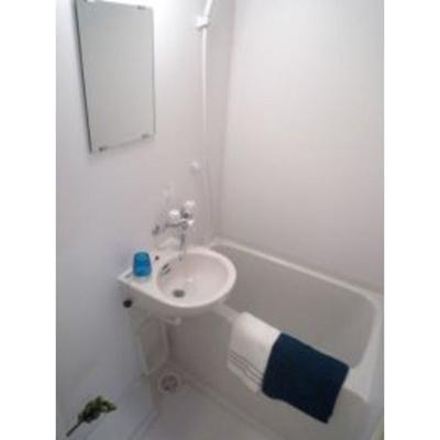 【浴室】カトルセゾン博多
