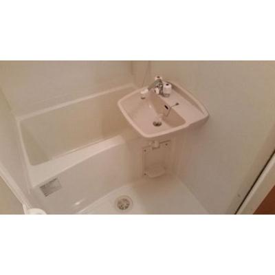 【浴室】ピュア博多東伍番館
