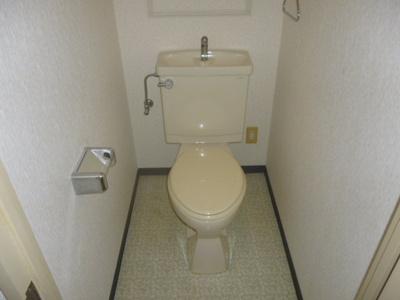 【トイレ】シャトレンうぐいす