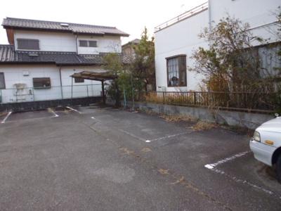 【外観】緑町第一駐車場