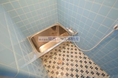 【浴室】第一瓢箪山ハイツ