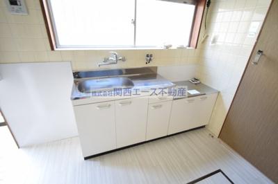 【キッチン】第一瓢箪山ハイツ