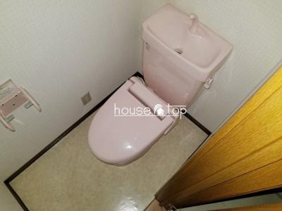 【トイレ】クィーンライフ鳴尾