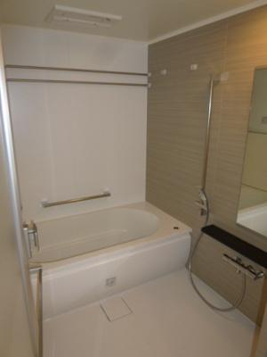【浴室】プラウド昭和滝川町