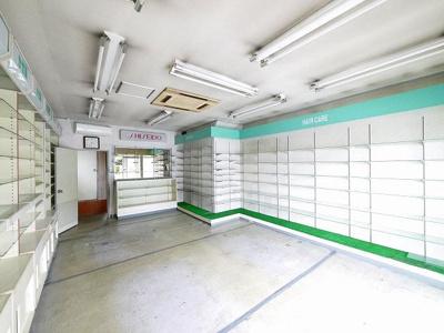 【内装】宝来3丁目店舗