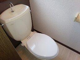 【トイレ】ホワイトハイツ