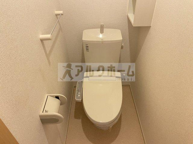 コモドレジデンシア2八尾南(八尾市太田8丁目) 独立洗面台 シャンプードレッサー