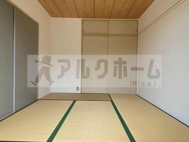 【和室】パレフルール2 A棟