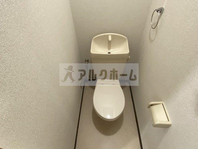フジパレス弓削 トイレ