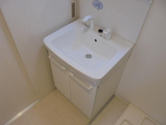 【独立洗面台】第5コーポ平野