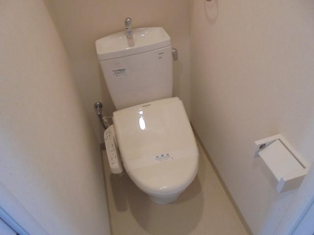 【トイレ】第5コーポ平野