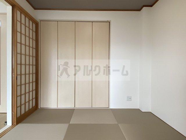 【和室】第3コーポ平野
