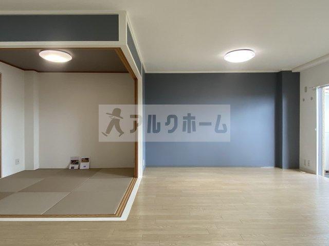 【キッチン】第3コーポ平野