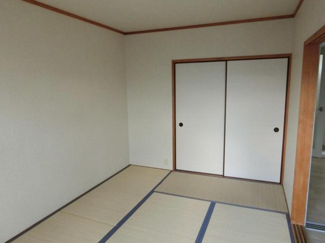 長井マンション 和室