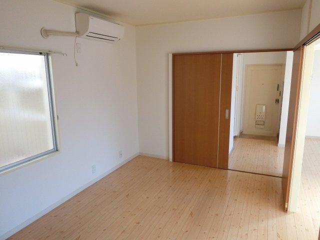 第1コーポ平野 寝室