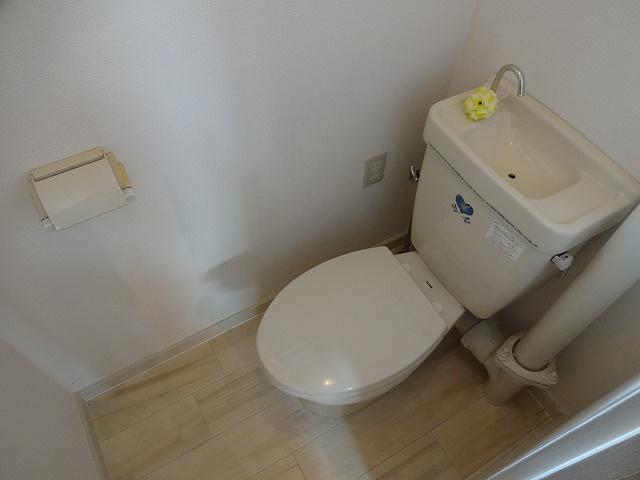 【トイレ】ハイデンス小山
