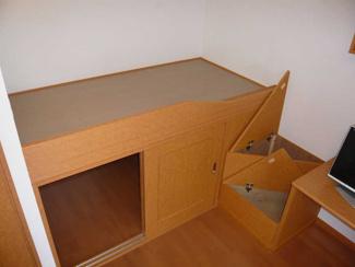 ベッド※別のお部屋の写真です。