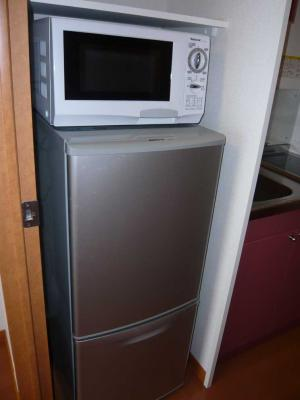 冷蔵庫※別のお部屋の写真です。