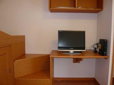 テレビ※別のお部屋の写真です。